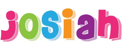 Josiah friday logo