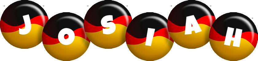 Josiah german logo
