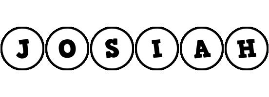 Josiah handy logo