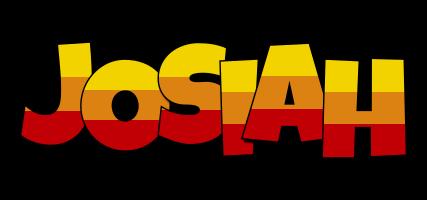 Josiah jungle logo