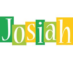 Josiah lemonade logo