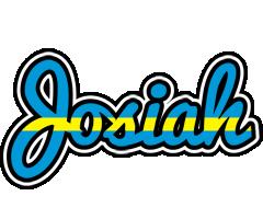 Josiah sweden logo