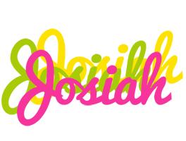 Josiah sweets logo