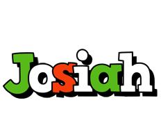 Josiah venezia logo