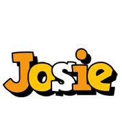 Josie cartoon logo