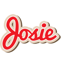Josie chocolate logo
