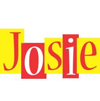 Josie errors logo