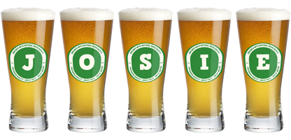 Josie lager logo