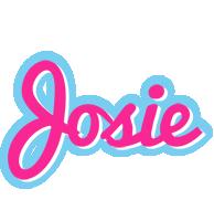 Josie popstar logo