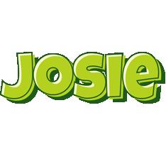 Josie summer logo