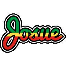 Josue african logo