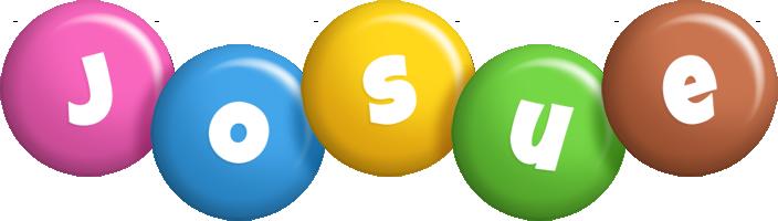 Josue candy logo