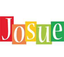 Josue colors logo
