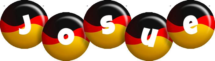 Josue german logo