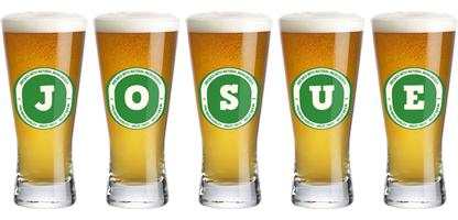 Josue lager logo