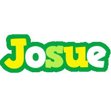 Josue soccer logo