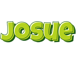 Josue summer logo