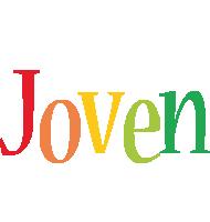 Joven birthday logo