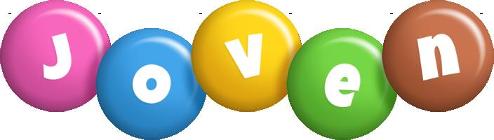 Joven candy logo