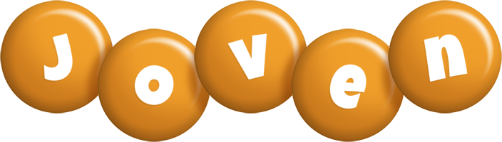 Joven candy-orange logo