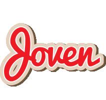 Joven chocolate logo