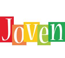 Joven colors logo
