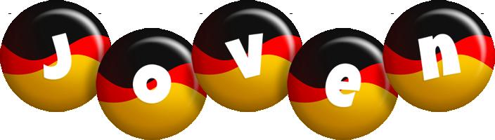 Joven german logo