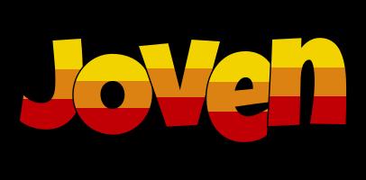 Joven jungle logo