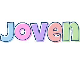 Joven pastel logo