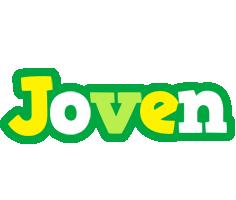 Joven soccer logo
