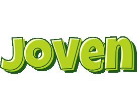 Joven summer logo
