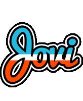 Jovi america logo