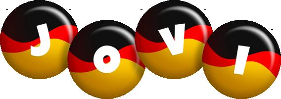 Jovi german logo