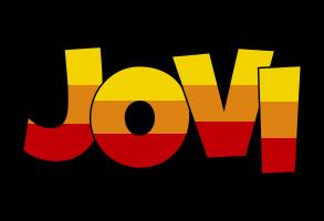 Jovi jungle logo