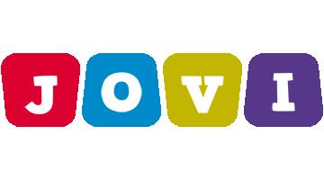 Jovi kiddo logo