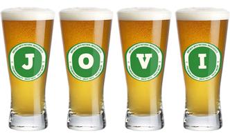 Jovi lager logo