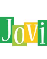 Jovi lemonade logo