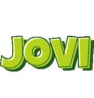 Jovi summer logo