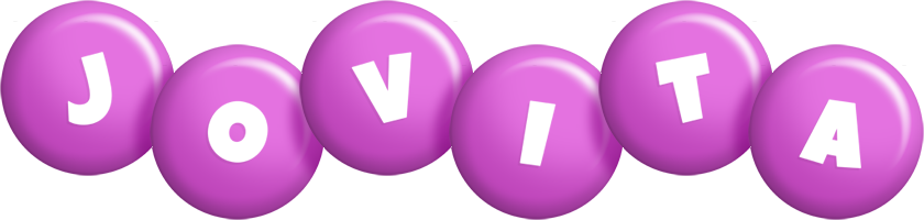 Jovita candy-purple logo