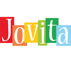 Jovita colors logo