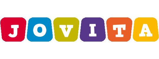 Jovita daycare logo