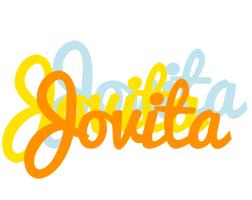 Jovita energy logo