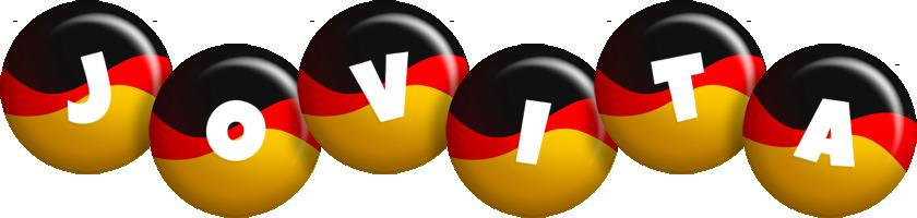 Jovita german logo