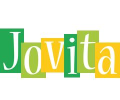 Jovita lemonade logo