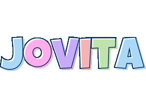Jovita pastel logo