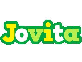 Jovita soccer logo