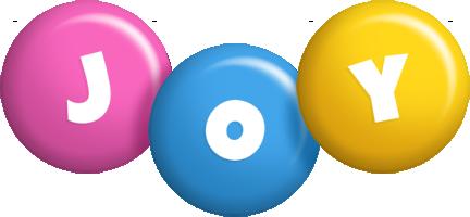 Joy candy logo