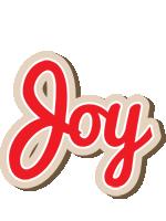 Joy chocolate logo