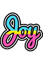 Joy circus logo