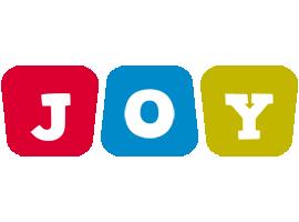 Joy daycare logo